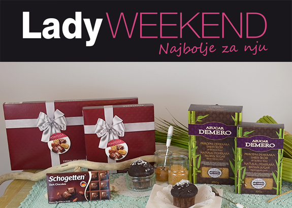 Pozivamo vas na Lady Weekend!