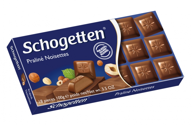 Shogetten čokolade
