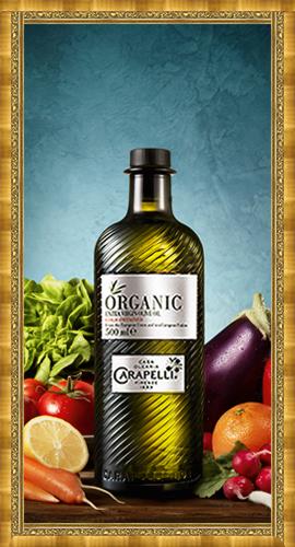 Carapelli premium Organic