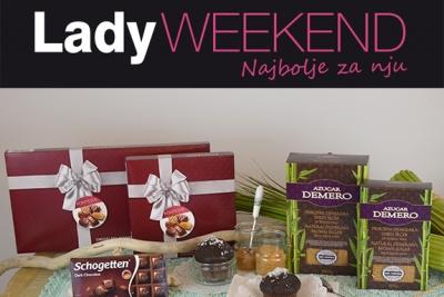 Pozivamo vas na Lady Weekend!